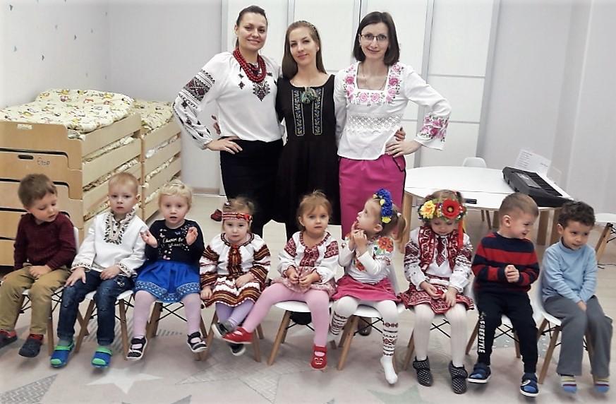 Наша батьківщина – Україна. Звичаї та ремесла рідного краю
